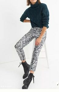 Anthr0plogie Pascaline Sequined trousers